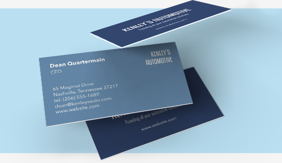 Business Cards  Costco Business Printing