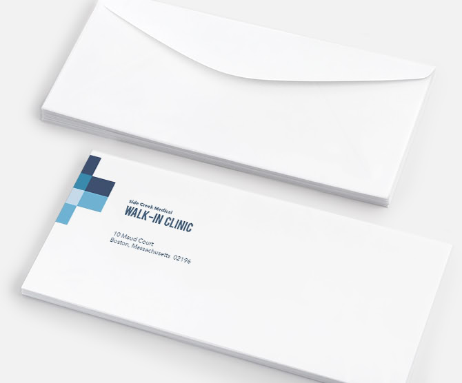 Business cards banners brochures flyers costco business printing envelopes reheart Images