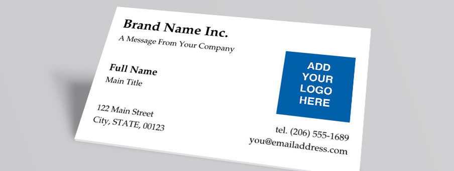 create your own - Business Card