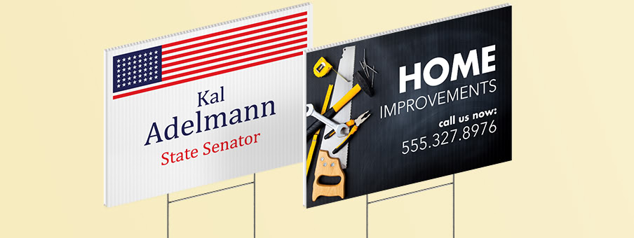 Yard Signs Signs Costco Business Printing